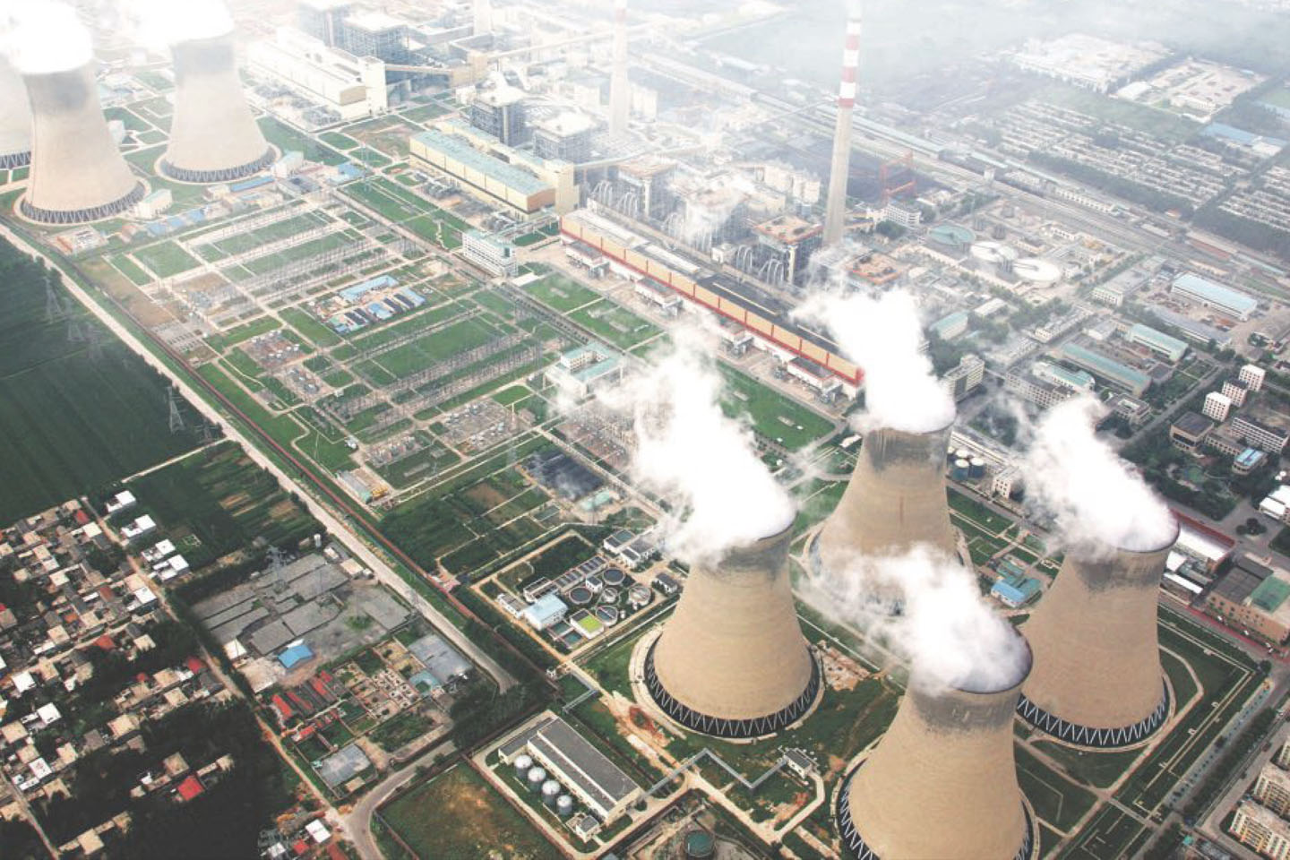 Powerchina Energia Nuclear Thermal Power